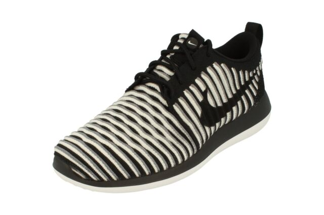premium selection exclusive shoes new cheap Nike Womens Roshe Two Flyknit Running Trainers 844929 Sneakers ...