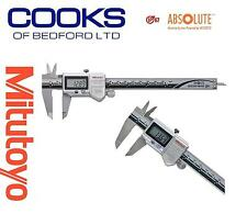 "Mitutoyo 500-752-10, IP67 Coolant Proof Digital Caliper,  0-150mm/6"", 0.01mm"