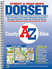 Dorset County Atlas by Geographers' A-Z Map Company (Spiral bound, 2011)