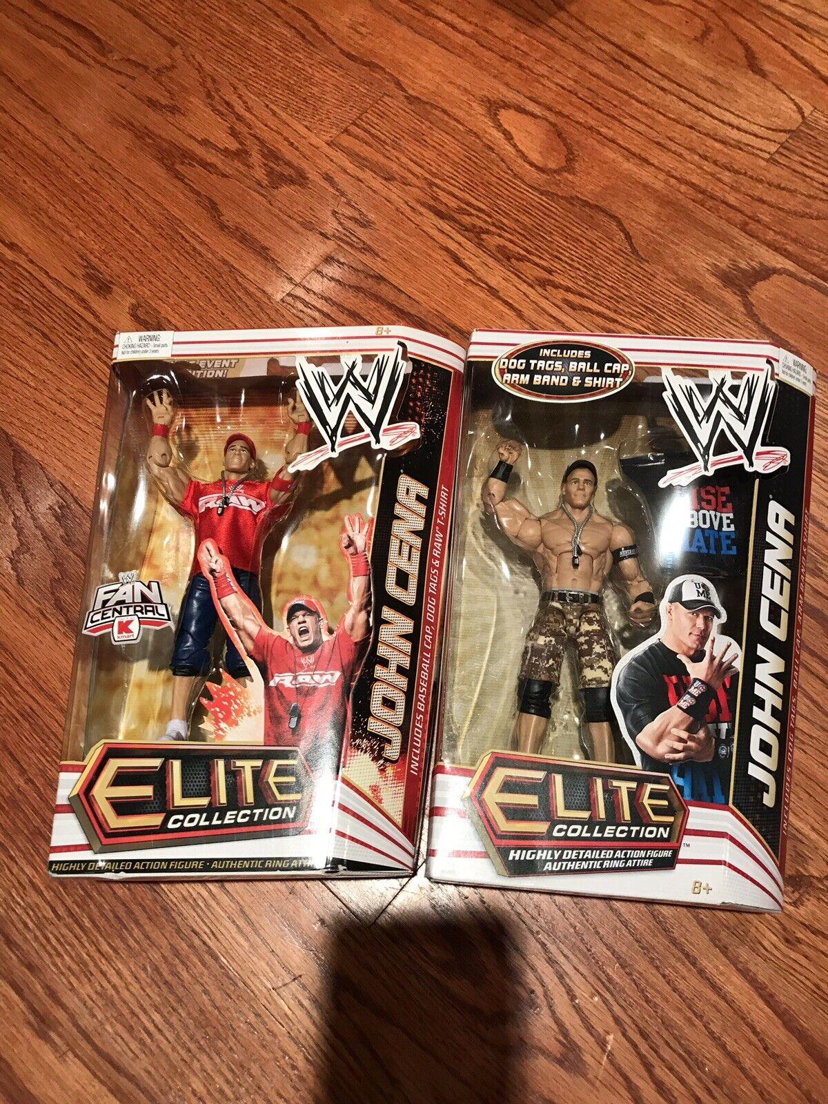 WWE Elite collezione John Cena