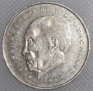 2 Dm Konrad Adenauer 1969 1987 Bitte Auswählen Ebay