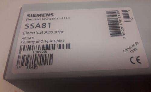 Siemens SSA81 Stellantrieb