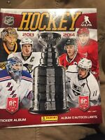 Panini 2013 2014 Nhl Sticker Album