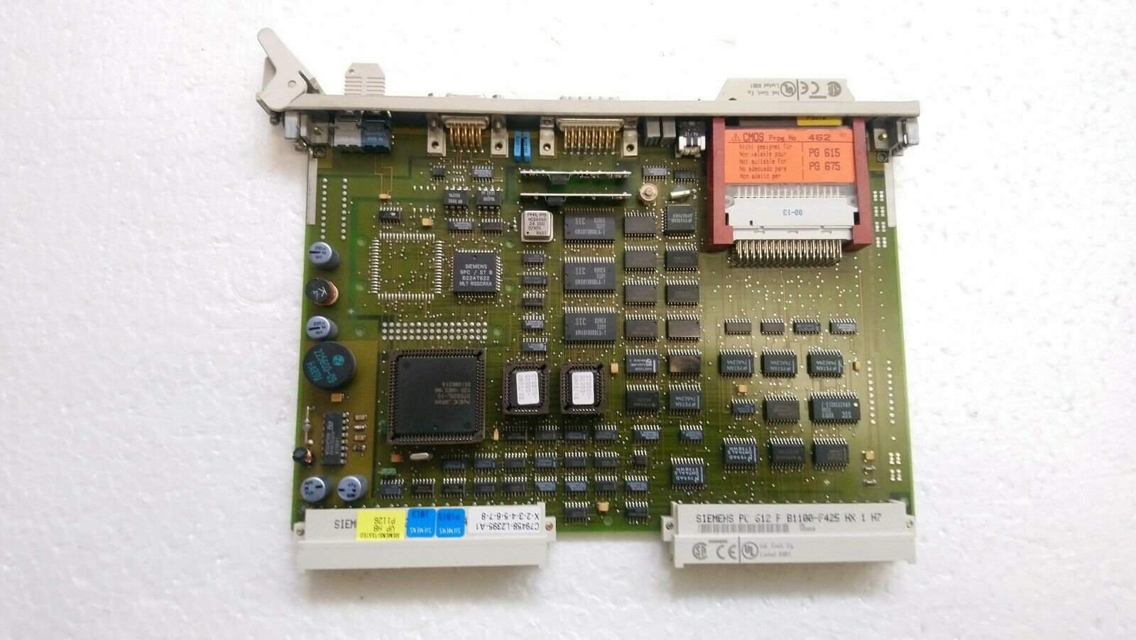 SIEMENS 6GK1543-0AA02 W  376-1AA31 MEMORY