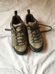 2e456dc1c Merrell Moab Waterproof Hiking Shoes - Women's 6.5 Dusty Olive | eBay