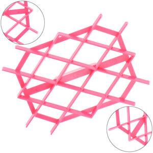 Diamond-Icing-Baking-Quilt-Fondant-Cake-Raft-Tool-Cutter-Icing-Embosser-Mold-Pf