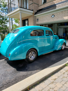 1939 ford Slant Back