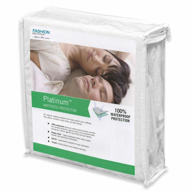 Leggett Platt Platinum Mattress Protector Floor Model For Sale