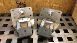 73-87 K10/K20 REAR LEAF SPRING HANGER SET - MIG W/ HARDWARE