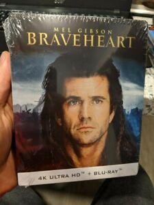 Braveheart-Limited-Edition-Steelbook-Blu-ray-4K-UHD-BRAND-NEW