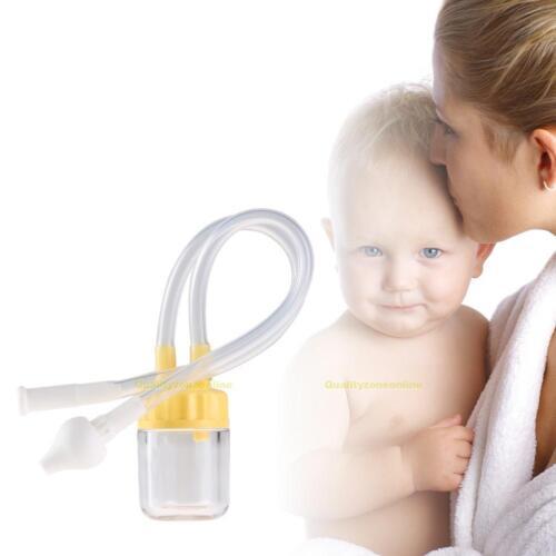 Sicher Nasensauger Nasensekretsauger Vakuumsauger Baby Säugling Nasen Reiniger