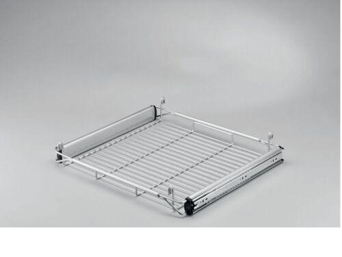 Einhängerost sur ausziehrahme réglable pour 78-93 cm armoire largeur Vollauszug