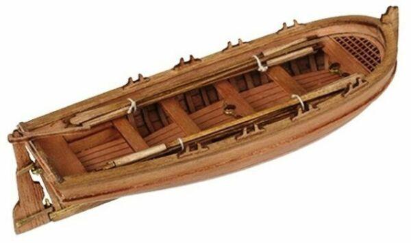 Master Korabel 2.95 in MK0102 Wooden kit Boat 75 mm