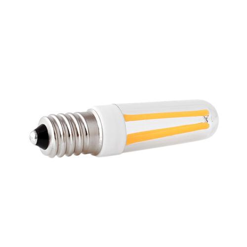 G4 G9 E12 E14 Silicone Crystal COB Dimmable LED Corn Bulb Filament Light Lamp