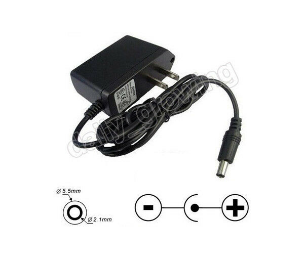 AC 100-240V to DC 5V 1A 1000mA Switching Power Supply Converter Adapter US Plug