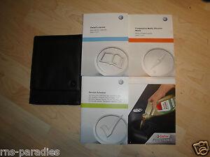 vw anleitung serviceheft bordmappe golf 7 discover media. Black Bedroom Furniture Sets. Home Design Ideas