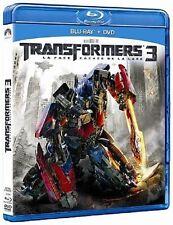 TRANSFORMERS 3   LA FACE CACHEE DE LA LUNE          ------  BLU RAY + DVD