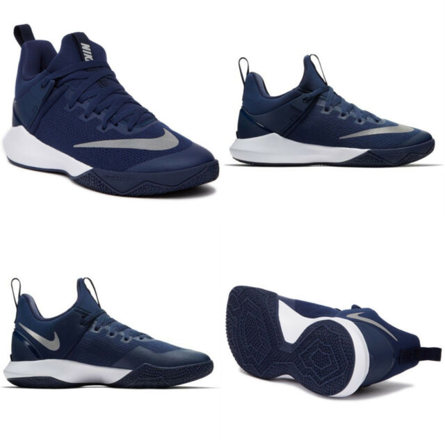 228c4f068076 Nike Zoom Shift Men s Midnight Navy white 97811401 10 for sale ...