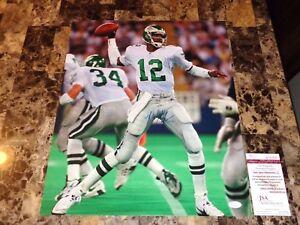 cfff21c97d8 Image is loading Randall-Cunningham-Signed-16x20-Photo-Football-QB-Legend-