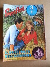 Super Flash Fotoromanzo n°95 1976 ed. Cino De Duca  [G580]