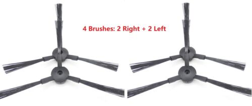 right + left for ILIFE V3 V5 A6 A4 A4s Robot Vacuum Cleaner Side Brush Pair