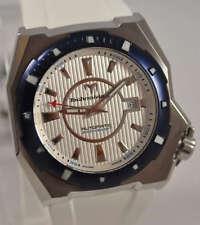 New TechnoMarine 508001 Royal Marine Swiss 2824 Automatic Rubber Strap Watch