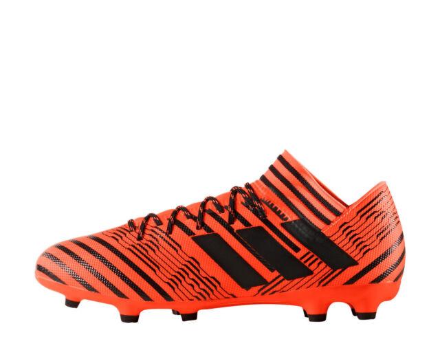 244dfb99d557 Adidas Men Boots Shoes Soccer Nemeziz 17.3 Firm Ground Boots Football S80604