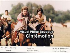 10 Photos Glacées Cinéma 23x30.5cm (1989) FIERRO...L'ÉTÉ DES SECRETS Mélançon