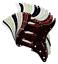 Strat-Stratocaster-Electric-Guitar-Pickguard-Scratch-Plate-USA-MEX-FIT-SSS