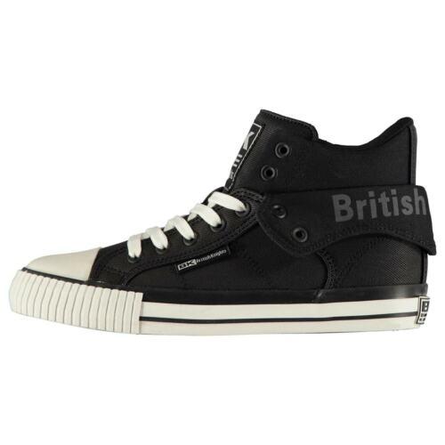 British Knights Roco Fold Over Kids Junior Scarpe da ginnastica scarpe sportive sneaker lacci