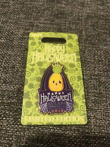 2018-Disney-Aulani-Hawaii-Resort-Halloween-Pin-Pineapple-Jack-o-Lantern-LE-1000