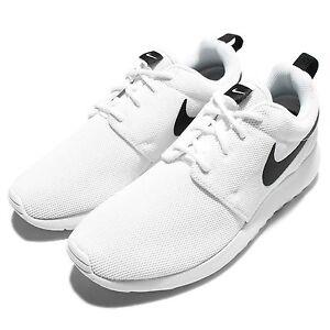 Image is loading Wmns-Nike-Roshe-One-White-Black-Rosherun-Women-