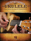 Country Songs for Ukulele: Strum, Sing, and Pick Along with 30 Country Classics! by Hal Leonard Publishing Corporation (Paperback / softback, 2010)