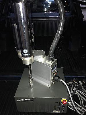 YAMAHA YK250X Scara robots With QRCX controller
