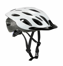 Fischer Fahrradhelm GR L & M mit LED Unisex Radhelm Inmold Helm Schutzhelm