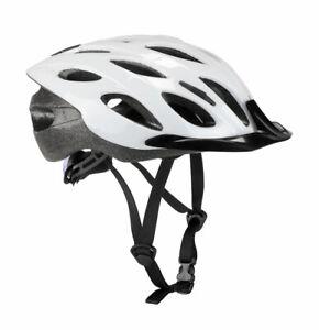 Fischer-Fahrradhelm-GR-L-amp-M-mit-LED-Unisex-Radhelm-Inmold-Helm-Schutzhelm