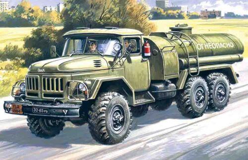 ICM 72813-1:72 ATZ-4-131 Tankwagen Neu