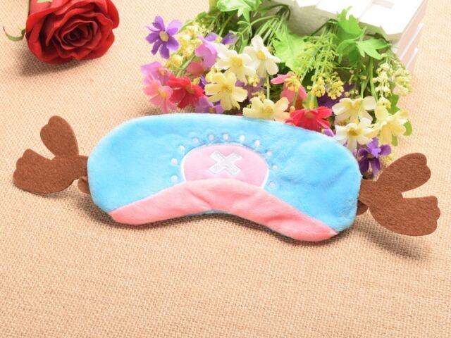 One Piece Baggi Eye Mask Sleep Light Eyeshade Pink One Piece Anime Cute Gifts