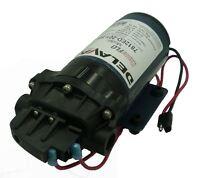 Delavan Extreme Duty 7812ed-201-sb Geolast® Diaphragm Pump 12 V, 60 Psi, 2.0 Gpm