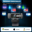Indexbild 4 - Webcam for PC with Microphone - 1080P FHD Webcam with Privacy Cover, Plug and &