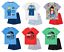 Ninos-Chicos-Con-Licencia-Oficial-Varios-Lego-Manga-Corta-Verano-Pijamas-Pjs miniatura 1