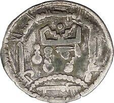770AD SOGDIANA BUKHARA Ancient Silver Arab Islamic Dirham Bahram V Coin i45607