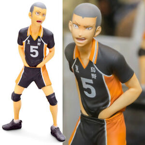Haikyuu!! Haikyu DXF Ryunosuke Tanaka Vol.6 Figurine Figure No Box