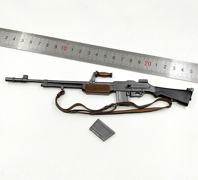 """Army BAR Bullet Belt Model for 12/"""" Action Figure Doll Toys 1//6 Scale WWII U.S"""