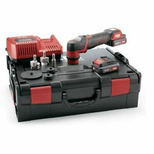 Flex 10,8V Akku Polierer PXE 80 10.8-EC/2.5 Set   2x Akku 2,5 Ah im Koffer