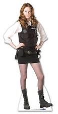 Doctor Who Amy Pond Karen Gillan policía mujer de corte