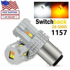 K S Dot Turn Signal Replacement Bulb Dual Filament 12v 23 8w Amber For Sale Online Ebay