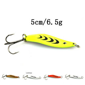 5cm-6-5g-Spoon-lure-bait-for-trout-bass-small-hard-sequins-spinner-spoon-GL