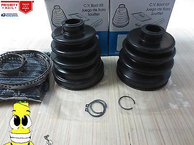 Polaris Sportsman 400 CV Boot Kit Rear Inner and Outer Rubber 2001-2005