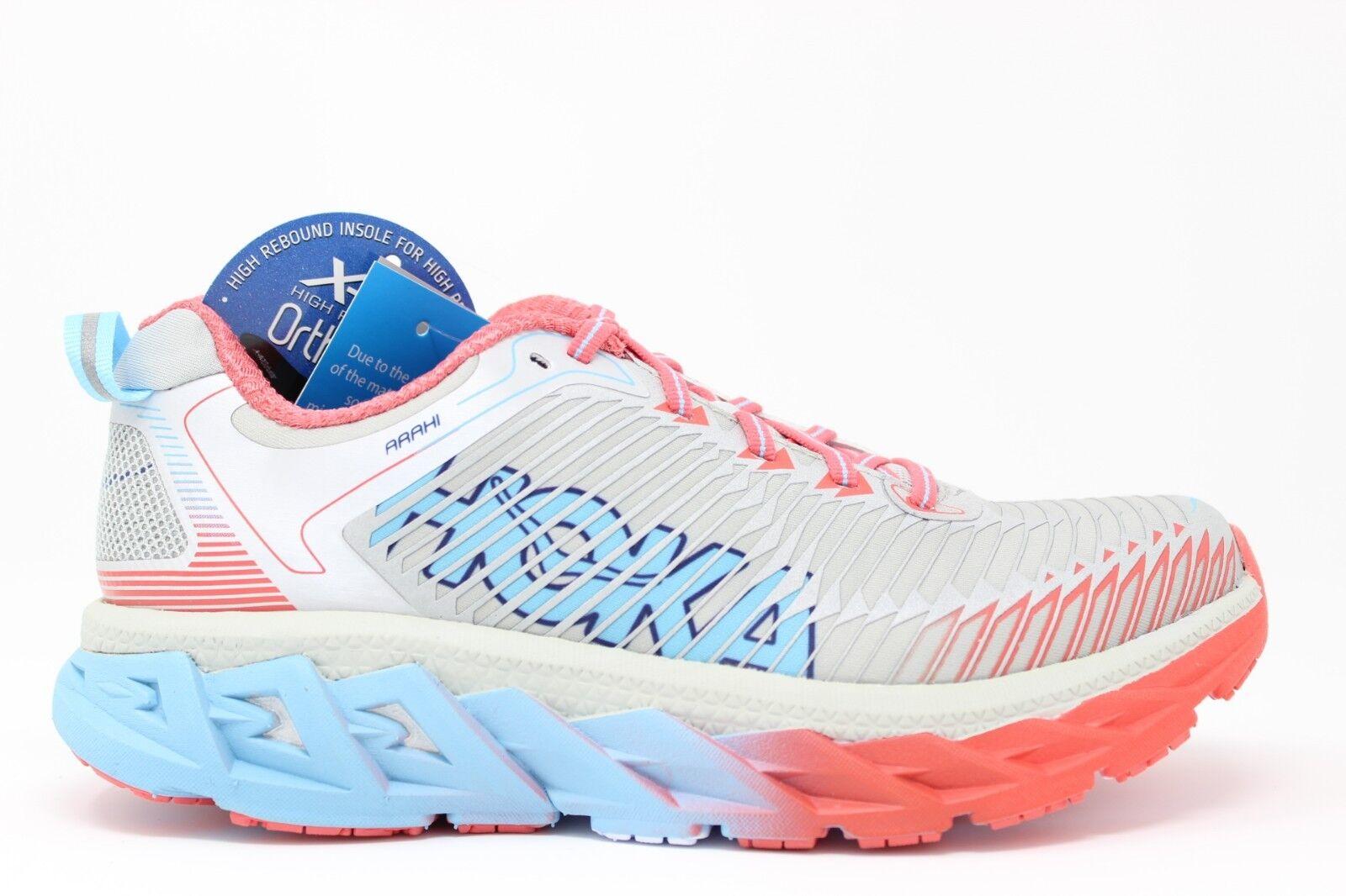 Hoka Women's ARAHI 1016259 Micro Chip Dubarry Running Brand New
